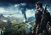 Just Cause 4 – Official Key Art