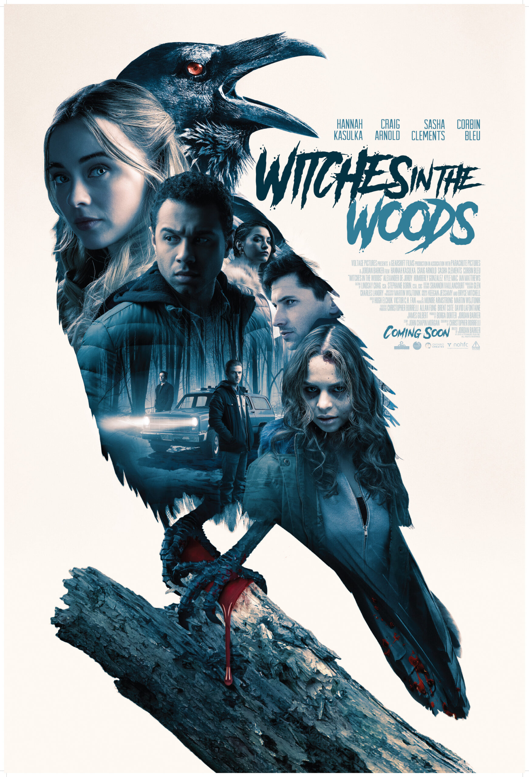 Protected: Witches In The Woods